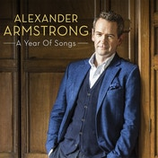 Alexander Armstrong - A Year Of Songs CD