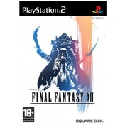 Final Fantasy XII 12 Game PS2