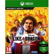 Yakuza Like a Dragon Day Ichi Steelbook Edition Xbox One | Series X Game