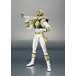 White Ranger (Power Rangers) Bandai Tamashii Nations SH Figuarts Figure - Image 8