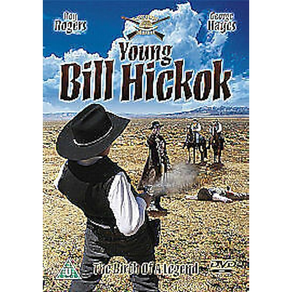 Young Bill Hickok 2007 DVD