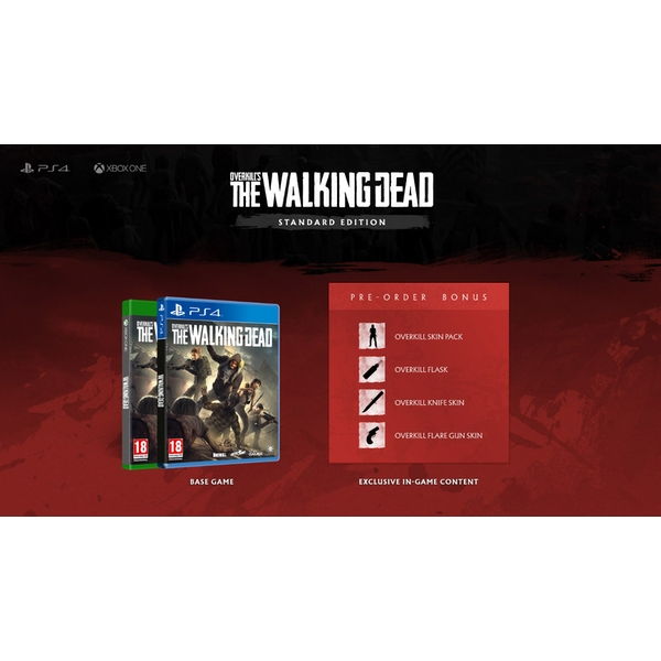 Overkills The Walking Dead PS4 Game - Image 2