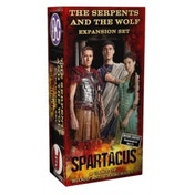 Spartacus The Serpent and The Wolf Expansion