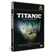 Titanic - A Tale Of Two Journeys DVD
