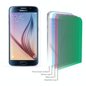 YouSave Accessories Samsung Galaxy S6 Glass Screen Protector - Clear