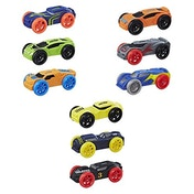 Nerf - Nitro Foam Car 3 pack - Assorted Designs