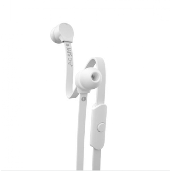 a-JAYS One  Earphones (White)