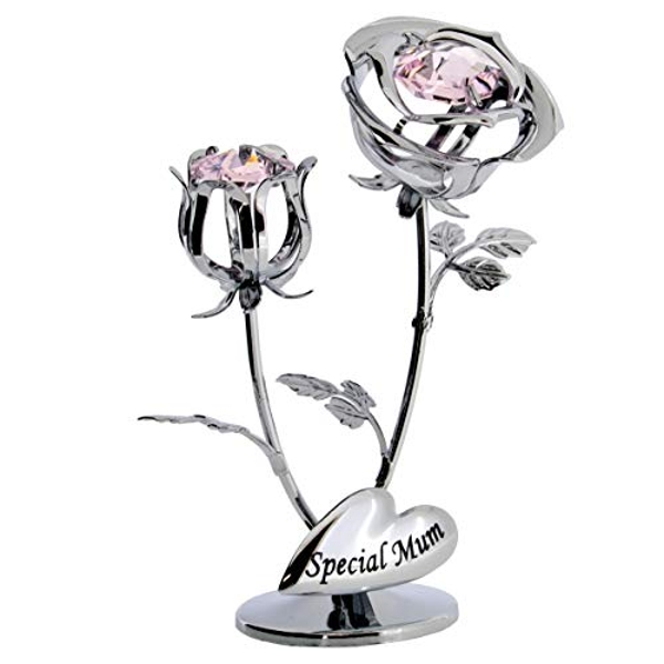 Crystocraft Rose - Special Mum with Crystals From Swarovski?
