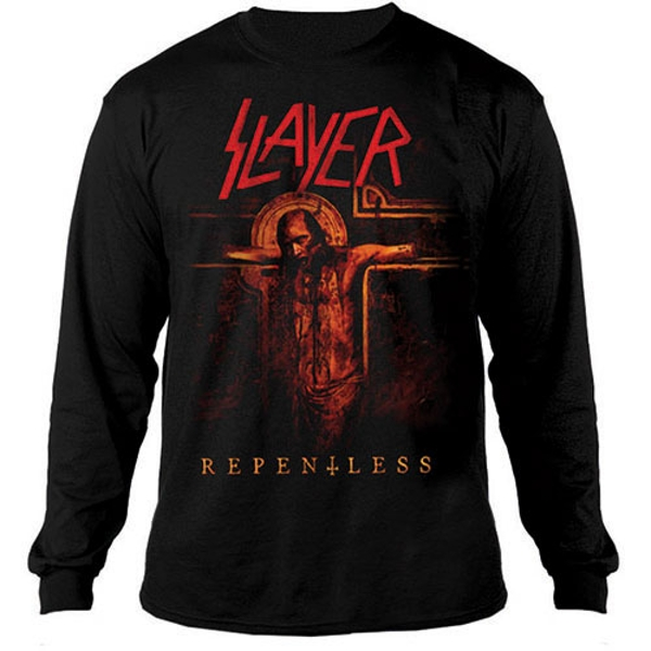 Slayer - Repentless Crucifix Unisex Small Sweatshirt - Black