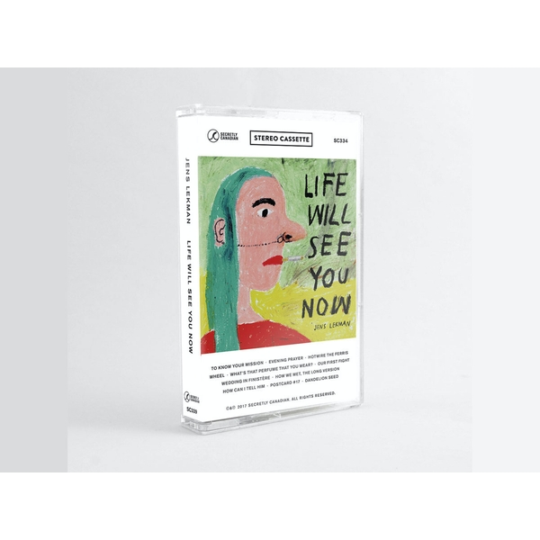 Jens Lekman – Life Will See You Now Cassette