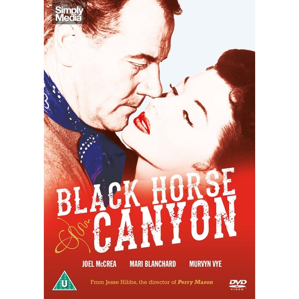 Black Horse Canyon DVD