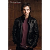 The Vampire Diaries Damon Maxi Poster
