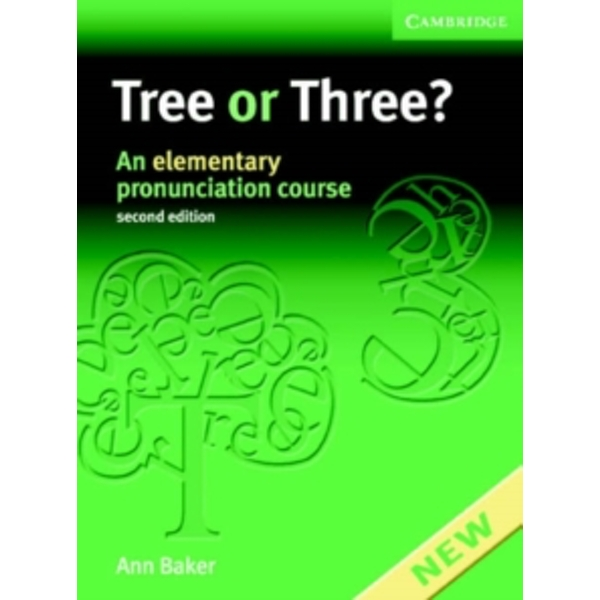Tree or Three? Student's Book and Audio CD: An Elementary