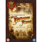 The Adventures Of Young Indiana Jones Vol.1 (12 Disc Box Set) DVD