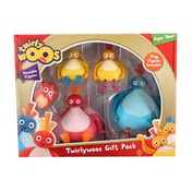 Twirlywoos Character Gift Pack - Damaged Packaging