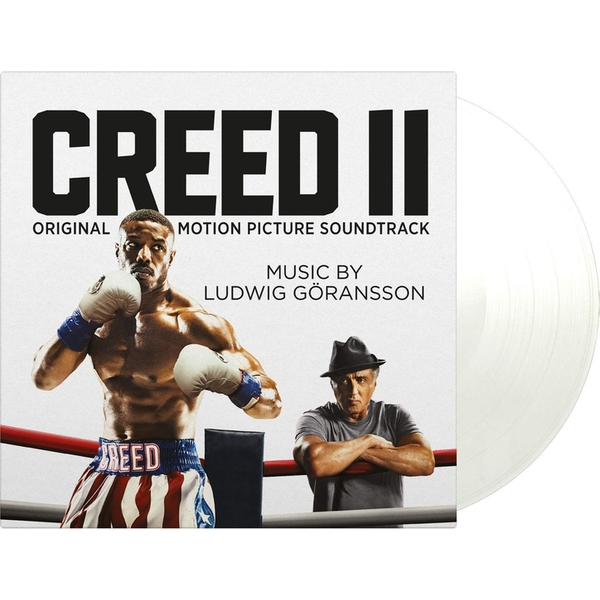Ludwig Goransson - Creed II Limited Edition White Vinyl