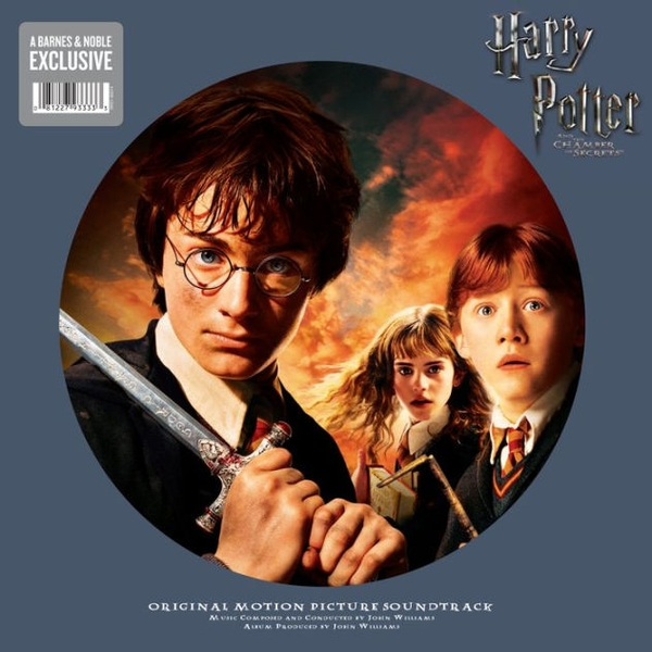 John Williams - Harry Potter And The Chamber Of Secrets Vinyl