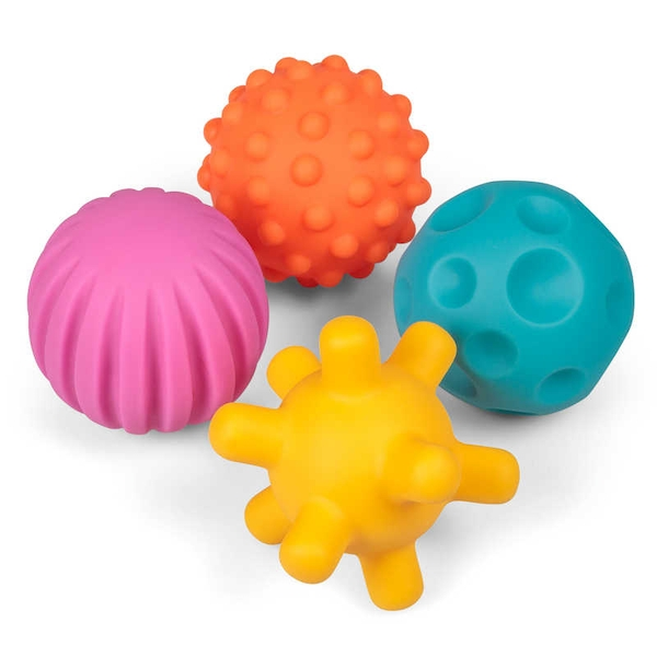 Shape & Sound Sensory Balls (1 At Random)