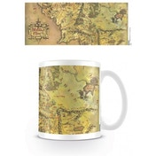 The Lord Of The Rings Middle Earth Mug