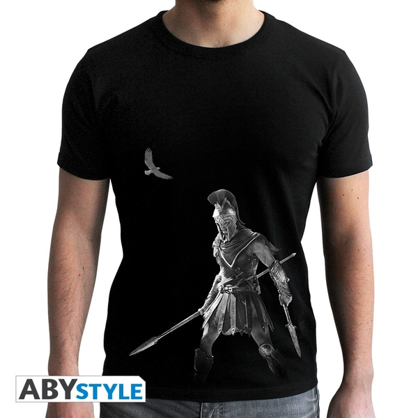 Assassin's Creed - Alexios - Men's X-Large T-Shirt - Black - Image 1