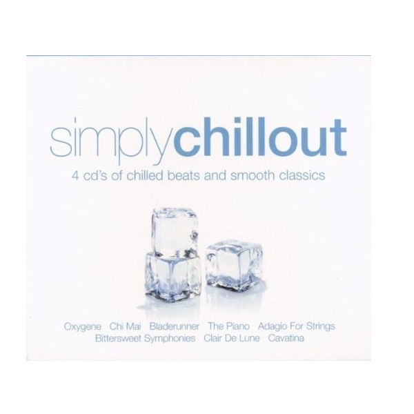 Simply Chillout 4CD