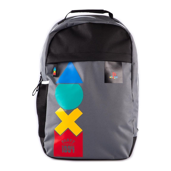 Sony - Spring Retro Backpack - Grey/Black