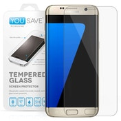 YouSave Accessories Samsung Galaxy S7 Edge Glass Screen Protector - Clear