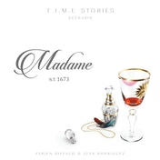 T.I.M.E. Stories: Madame Expansion 8 Board Game
