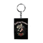 Metal Keyring - Rolling Stones (Miss You)