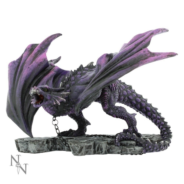 Azar Dragon All Alator Dragons 22cm Statue [Damaged Packaging]