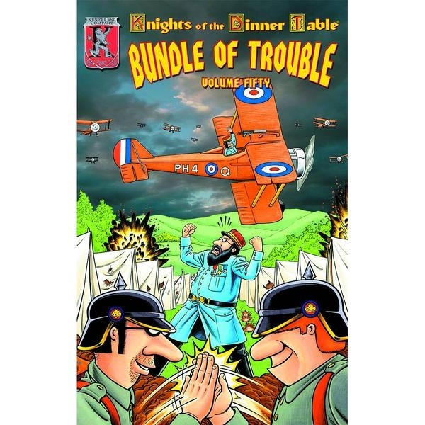 Knights Of The Dinner Table Bundle of Trouble 50 Board Game
