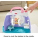 Fisher-Price Little People Baby Cuddle n Play Nursery - Image 3