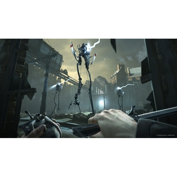 Dishonored Game Of The Year (GOTY) Game PS3 - Image 4
