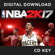 NBA 2K17 PC CD Key Download for Steam