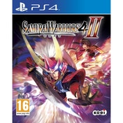 Samurai Warriors 4 II PS4 Game