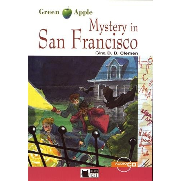 Green Apple Mystery in San Francisco + audio CD + App Mixed media product 2012