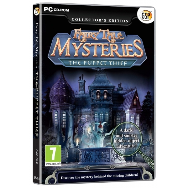 Fairy Tale Mysteries Puppet Thief Game PC