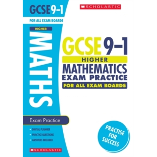 Maths Higher Exam Practice Book for All Boards