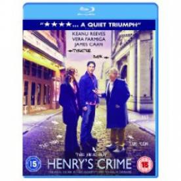 Henrys Crime Blu-Ray