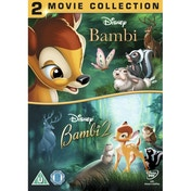 Bambi & Bambi 2 Double Pack DVD