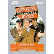 Only Fools And Horses - To Hull And Back DVD