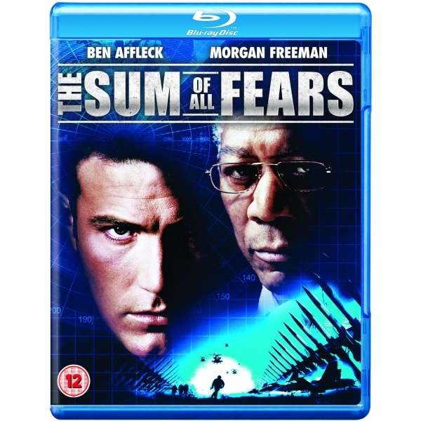 The Sum of All Fears Blu-ray