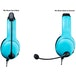 LVL40 Wired Headset Blue & Red for Nintendo Switch - Image 2