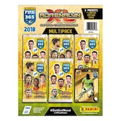 FIFA 365 Adrenalyn XL Trading Card 2018 Multipack