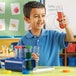 Learning Resources Primary Science Jumbo Test Tubes with Stand - Image 3