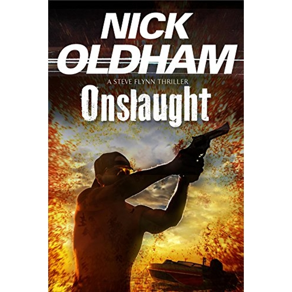 Onslaught by Nick Oldham (Paperback, 2016)