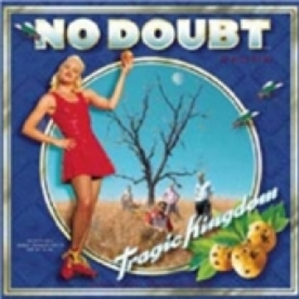 No Doubt Tragic Kingdom CD