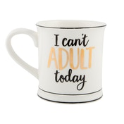 Sass & Belle I Can't Adult Today Mug