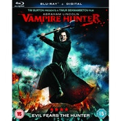 Abraham Lincoln Vampire Hunter Blu-ray