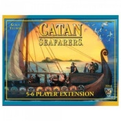 Ex-Display Catan Seafarers 5-6 Player Extension Board Game Used - Like New